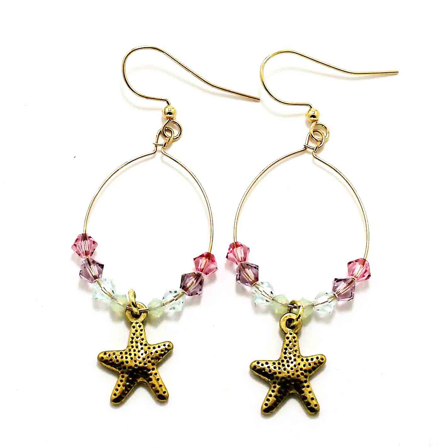 �n���C�A���A�N�Z�T���[/ �yHatorie�zAloha Resort Style Accessory / Gold Plated Earring