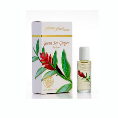 【Forever Florals】Perfume /香水 Green Tea & Ginger 7.5ml/コスメ・アロマ/コスメ/香水・フレグランス