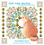【BOOKS】Cat Nap Quilts...The Hawaiian Way designed and written by Elizabeth Root, illustrated by Pe/書籍・新聞雑誌/海外版/工芸・美術