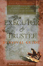 【BOOKS】Executor & Trustee Survival Guide by Doug Wilson/書籍・新聞雑誌/海外版/ビジネス