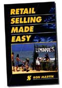 【BOOKS】Retail Selling Made Easy by Ron Martin/書籍・新聞雑誌/海外版/ビジネス