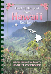 【BOOKS】Best Of The Best From Hawaii Cookbook by Gwen McKee and Barbara Moseley/書籍・新聞雑誌/海外版/調理・料理
