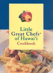 【BOOKS】Little Great Chefsョ of Hawai i Cookbook/書籍・新聞雑誌/海外版/調理・料理