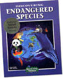 【BOOKS】Discovering Endangered Species by Nancy Field and Sally Machlis/書籍・新聞雑誌/海外版/絵本・色彩