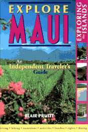 【BOOKS】Explore Maui An Independent Traveler s Guide/書籍・新聞雑誌/海外版/観光・ガイド