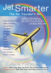 【BOOKS】Jet Smarter The Air Traveler s Rx by Diana Fairechild/書籍・新聞雑誌/海外版/観光・ガイド