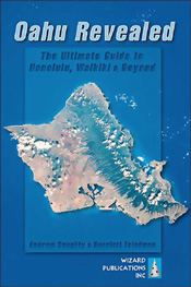 【BOOKS】Oahu Revealed The Ultimate Guide to Honolulu, Waikiki & Beyond by Andrew Doughty, Harriett/書籍・新聞雑誌/海外版/観光・ガイド