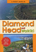 【BOOKS】A Pocket Guide to Diamond Head and Waikiki/書籍・新聞雑誌/海外版/観光・ガイド