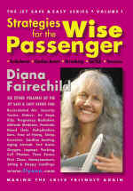 【BOOKS】Strategies for the Wise Passenger Turbulence, Terrorism, Streaking, Cardiac Arrest, Too Tal/書籍・新聞雑誌/海外版/観光・ガイド