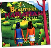 【BOOKS】A Beautiful Hawaiian Daywritten by Henry Kapono, Susan Szabo (illustrator)/書籍・新聞雑誌/海外版/幼児・子供