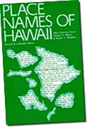 【BOOKS】Place Names of Hawaii by Mary Kawena Pukui,  Samuel H. Elbert  and Esther T. Mookini/書籍・新聞雑誌/海外版/幼児・子供