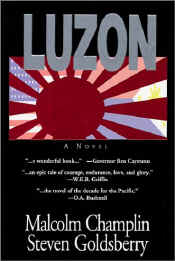 【BOOKS】Luzon by Malcolm Champlin and Steven Goldsberry/書籍・新聞雑誌/海外版/幼児・子供