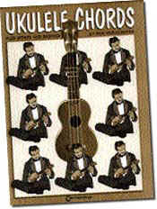 【BOOKS】Ukulele Chords Plus Intros and Endings by Ron Middlebrook/書籍・新聞雑誌/海外版/幼児・子供