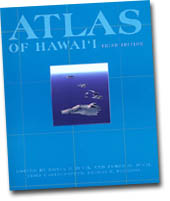【BOOKS】Atlas of Hawai i Third Edition by Sonia P. Juvik, James O. Juvik, Thomas R. Paradise/書籍・新聞雑誌/海外版/幼児・子供