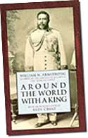 【BOOKS】Around the World With a King by William N. Armstrong/書籍・新聞雑誌/海外版/幼児・子供