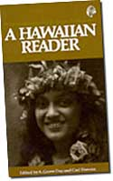 【BOOKS】Hawaiian Reader by A. Grove Day & Carl Stroven, editors/書籍・新聞雑誌/海外版/幼児・子供
