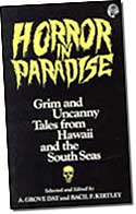 【BOOKS】Horror In Paradise by A. Grove Day &  Bacil F. Kirtley, editors/書籍・新聞雑誌/海外版/幼児・子供