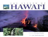 【BOOKS】The Island of Hawaii photography by Douglas Peebles  text by Jan TenBruggencate/書籍・新聞雑誌/海外版/幼児・子供