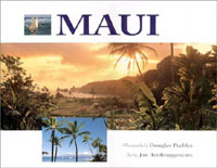 【BOOKS】Maui photography by Douglas Peebles, text by Jan TenBruggencate/書籍・新聞雑誌/海外版/幼児・子供