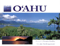 【BOOKS】Oahu photography by Douglas Peebles  text by Jan TenBruggencate/書籍・新聞雑誌/海外版/幼児・子供