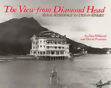 【BOOKS】View from Diamond Head: Royal Residence to Urban Resort  by Don Hibbard and David Franzen/書籍・新聞雑誌/海外版/幼児・子供