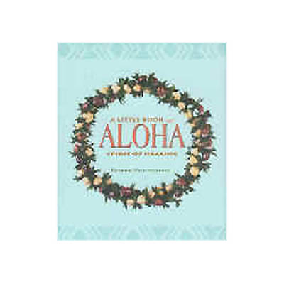 【BOOKS】A Little Book of Aloha: Spirit of Healing  by Renata Provenzano/書籍・新聞雑誌/海外版/幼児・子供