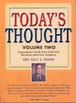 【BOOKS】Today s Thought Vol. 2 Inspirational words from celebrated Honolulu Advertiser columnist  R/書籍・新聞雑誌/海外版/幼児・子供