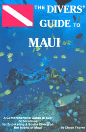 【BOOKS】The Divers Guide to Maui  by Chuck Thorne/書籍・新聞雑誌/海外版/幼児・子供