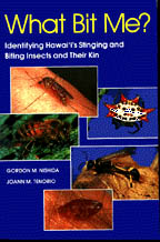 【BOOKS】What Bit Me?  Identifying Hawaii s Stinging  and Biting Insects and their Kin by Gordon M./書籍・新聞雑誌/海外版/幼児・子供