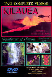 【DVD】Kilauea and  Rainforests of Hawaii  THIS DVD CONSISTS OF  TWO COMPLETE VIDEOS/音楽・楽器・映像/ビデオ・DVD/ドキュメンタリー