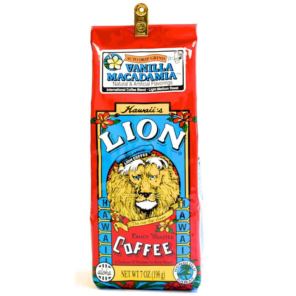 �h�����N�E��i/ LION COFFEE / �o�j���}�J�_�~�A 7oz