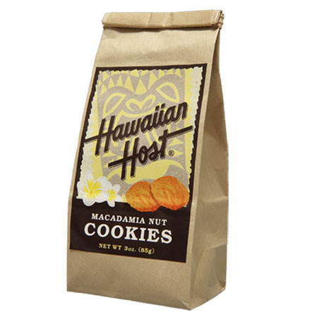 ���ٕi/ HAWAIIAN HOST �}�J�f�~�A�i�b�c�N�b�L�[BAG �o�C�g�T�C�Y 3oz