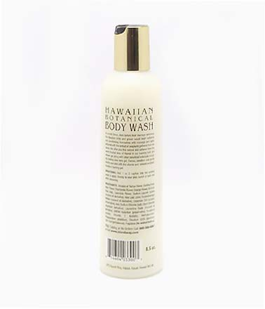 【Island Soap & Candle Works】HAWAIIAN BOTANICAL BODY WASH PASSION FRUIT 8.5oz/コスメ・アロマ/コスメ/ソープ・石鹸