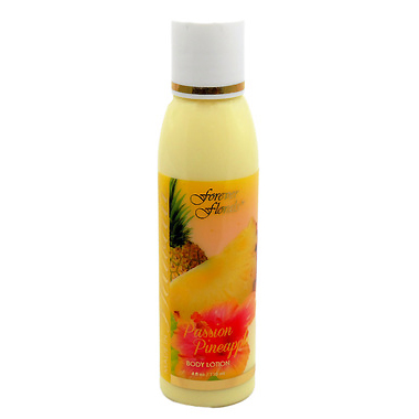 【Forever Florals】Body Lotion - Passion Pineapple / ボディローション - パッションパイナップル 4oz/コスメ・アロマ/コスメ/ボディローション