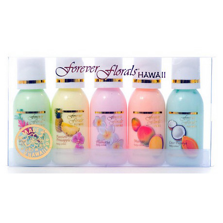 【Forever Florals】BODY LOTION/ボディローション MINI SET/コスメ・アロマ/コスメ/ボディローション