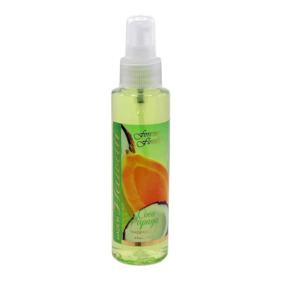 【Forever Florals】Floral Fragrance Mist - Coco Papaya /フレグランスミスト- ココパパイヤ4oz/コスメ・アロマ/コスメ/ミスト