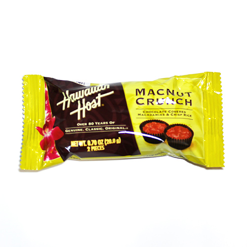 HAWAIIAN HOST CHOCO / MACNUT CRUNCH�i2���j�^���ٕi�^�`���R���[�g�^�`���R���[�g