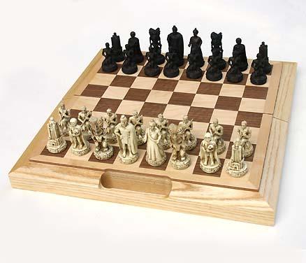 Hawaiian Gods Chess Set/チェ...