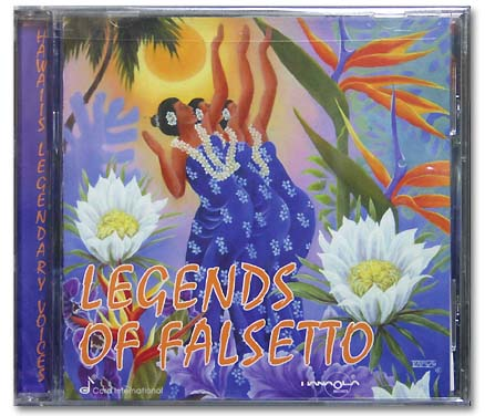 【CD】LEGENDS OF FALSETTO/Cord International/音楽・楽器・映像/輸入版CD/Cord International