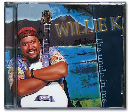 【CD】The Uncle in Me/Willie K/音楽・楽器・映像/輸入版CD/Willie K