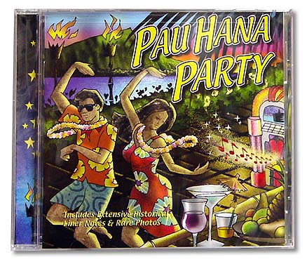 【CD】PAU HANA PARTY /  Cord International/音楽・楽器・映像/輸入版CD/Cord International