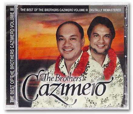 【CD】The Best of The Brothers Cazimero 3 / The Brothers Cazimero/音楽・楽器・映像/輸入版CD/The Brothers Cazimero