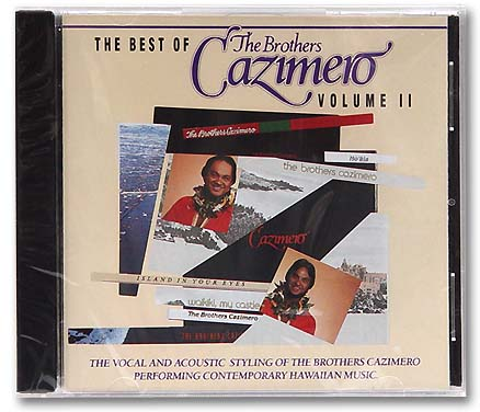 【CD】The Best of The Brothers Cazimero 2 / The Brothers Cazimero/音楽・楽器・映像/輸入版CD/The Brothers Cazimero