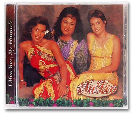 【CD】 I Miss You , My Hawaii / Na Leo Pilimehana/音楽・楽器・映像/輸入版CD/Na Leo Pilimehana