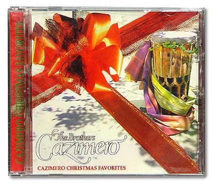 【CD】CAZIMERO CHRISTMAS FAVORITES / The Brothers Cazimero/音楽・楽器・映像/輸入版CD/The Brothers Cazimero