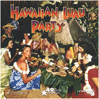 【CD】Hawaiian Luau Party/音楽・楽器・映像/輸入版CD/CORD INTERNATIONAL
