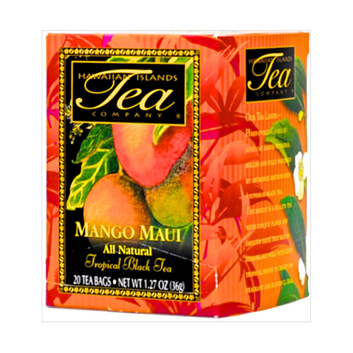 ドリンク・飲料品/ HAWAIIAN ISLANDS TEA MANGO MAUI 36g