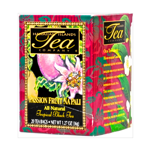 ドリンク・飲料品/ HAWAIIAN ISLANDS TEA PASSION FRUIT NA PALI 36g