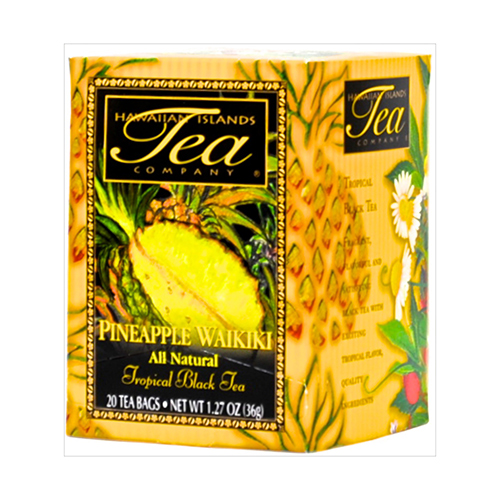 ドリンク・飲料品/ HAWAIIAN ISLANDS TEA PINAPPLE WAIKIKI 36g